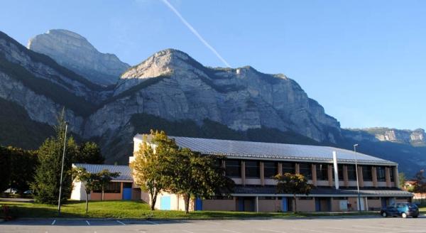 Le gymnase Léo Lagrange