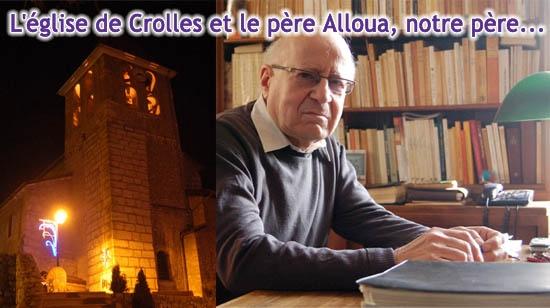 L'église de Crolles et le père Alloua, notre père.jpg
