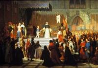 L'Abdication d'Humbert II ; Le Rattachement du Dauphiné à la France.jpg