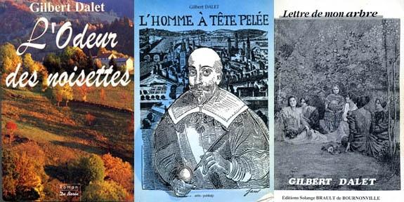 Livres Gilbert Dalet